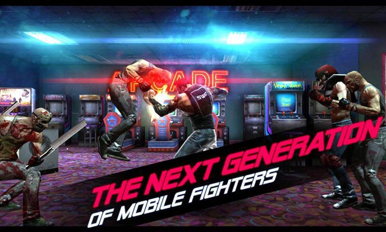 Fightback screen 0