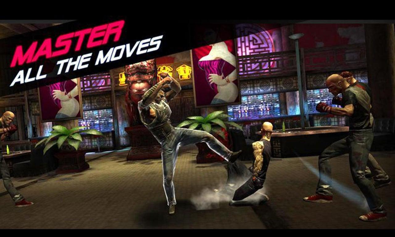 Fightback screen 2