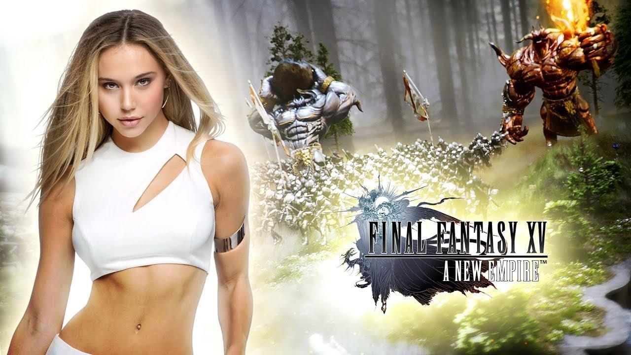 Final Fantasy XV A New Empire poster