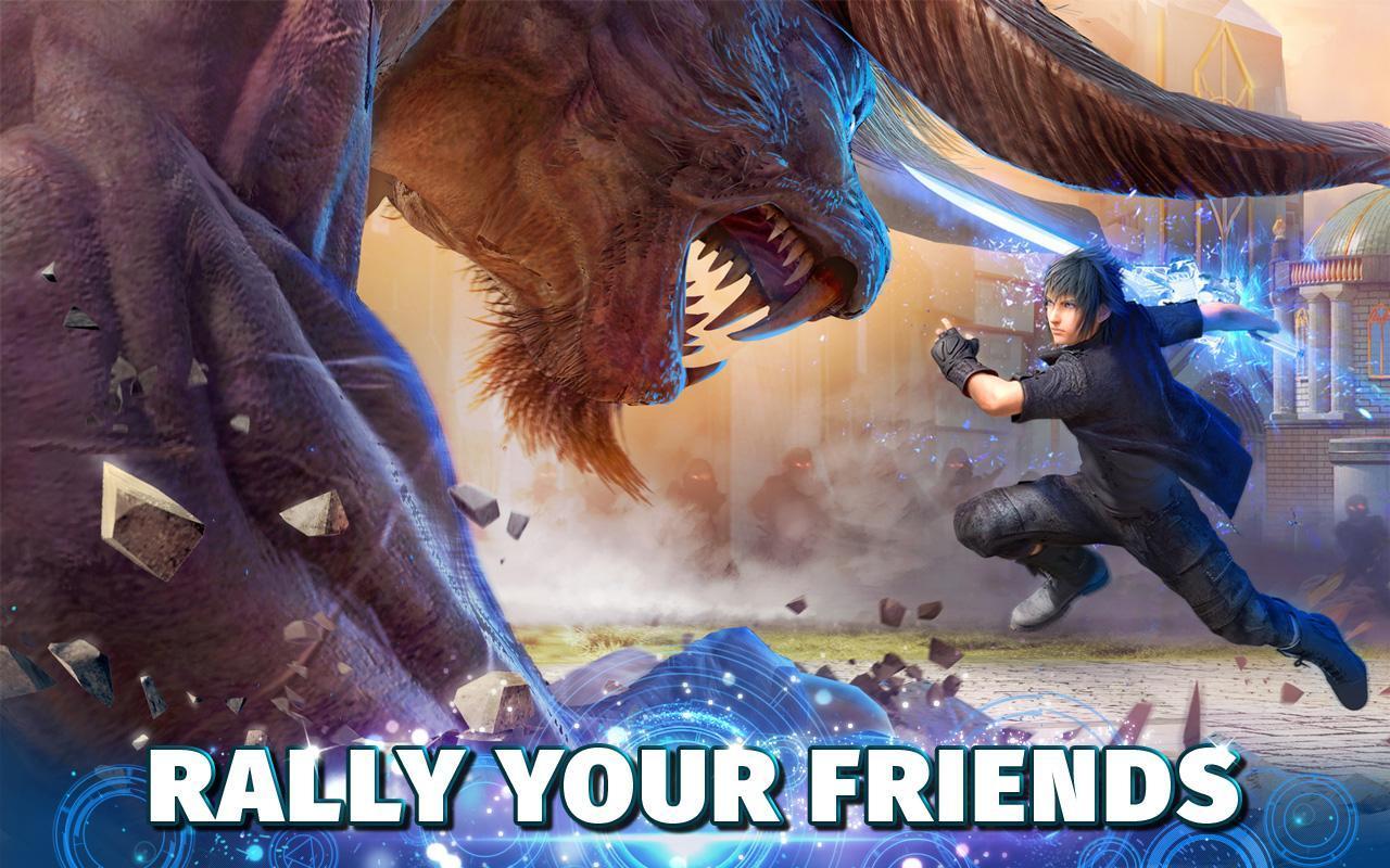 Final Fantasy XV A New Empire poster 0