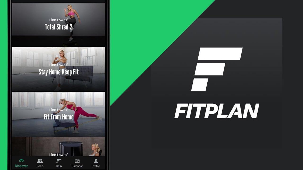 Fitplan poster