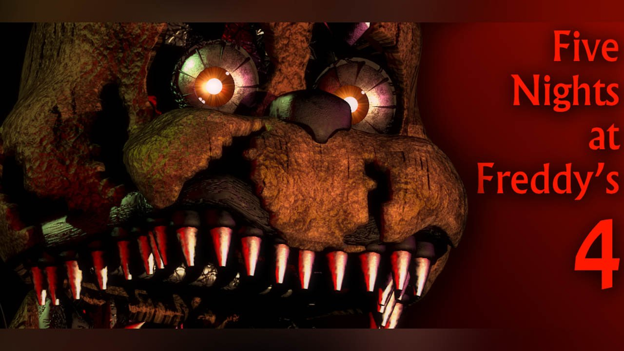 Five Nights at Freddy's 4 poster