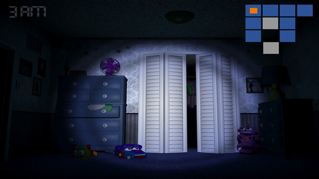 Five Nights at Freddy's 4 screen 1