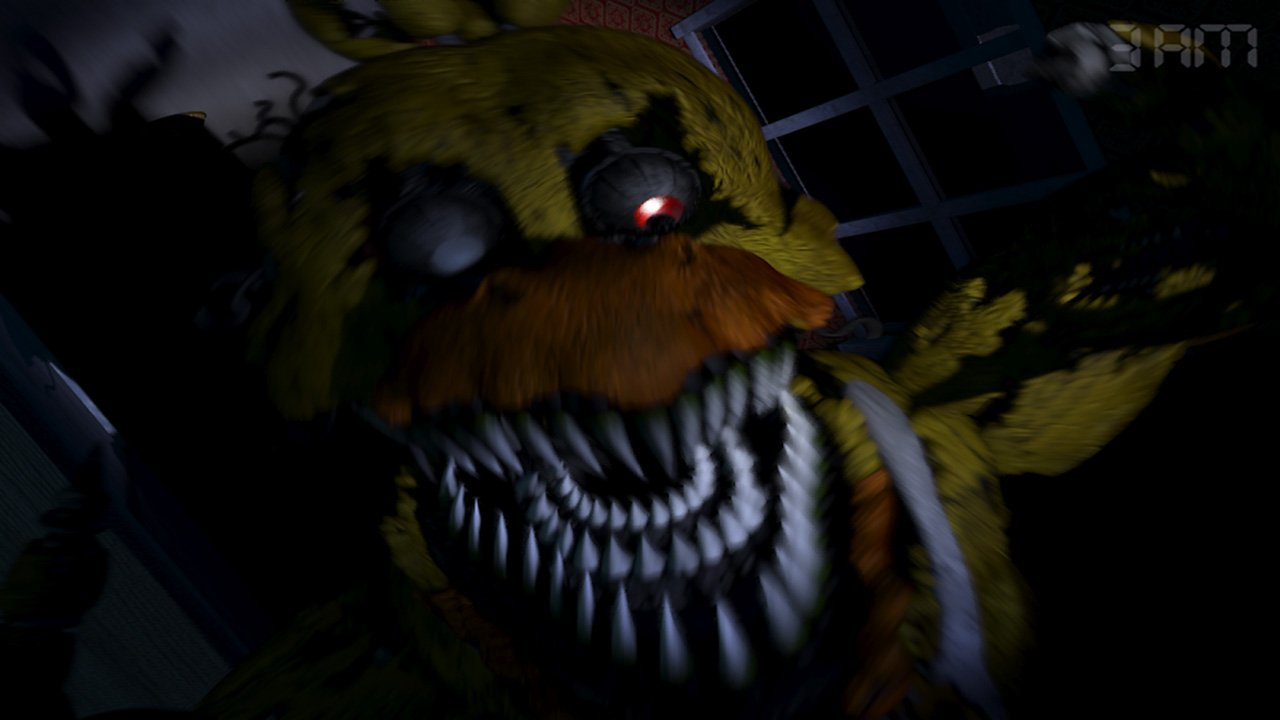 Five Nights at Freddy's 4 screen 2