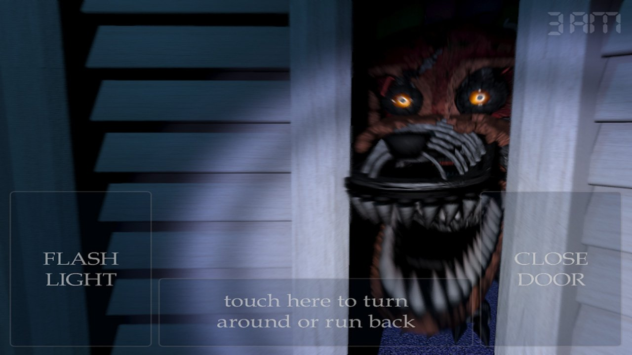 Five Nights at Freddy's 4 screen 4