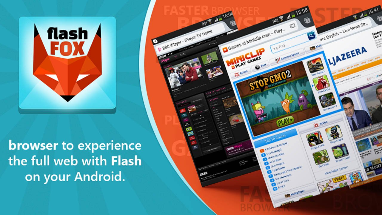 FlashFox poster