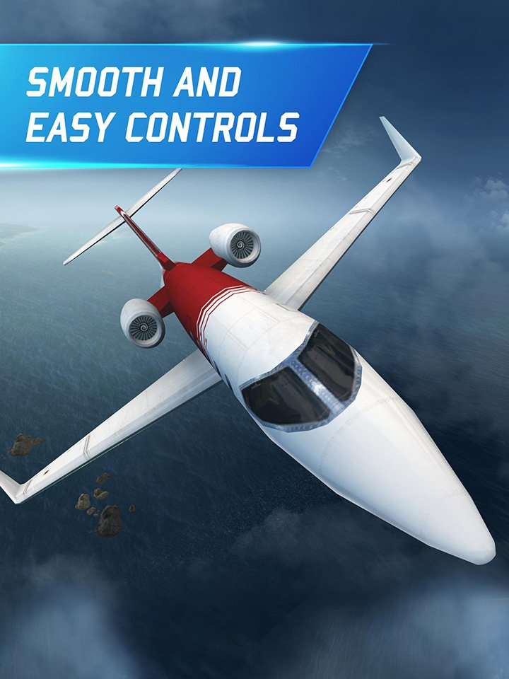 Flight Pilot Simulator 3D screen 2