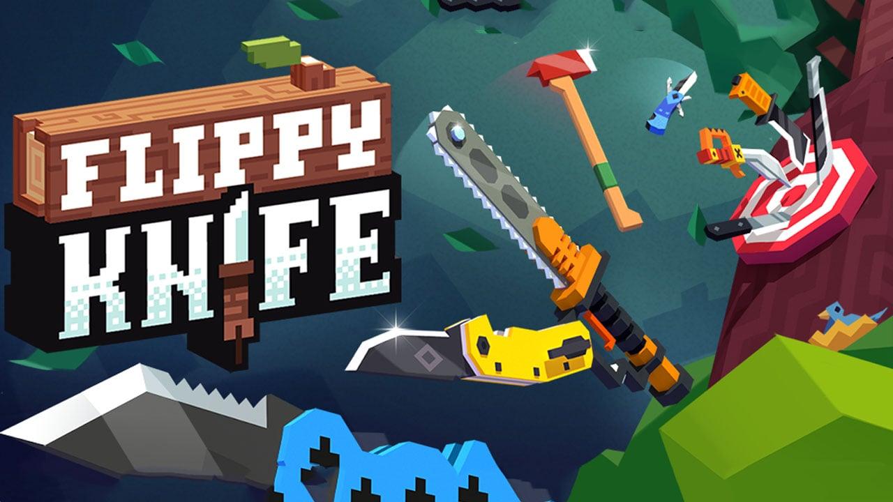 Flippy Knife poster
