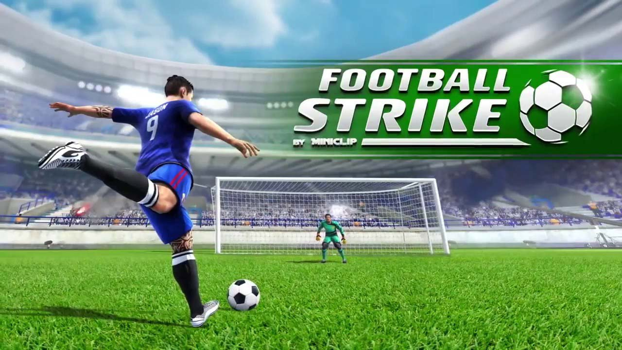 Football Strike poster