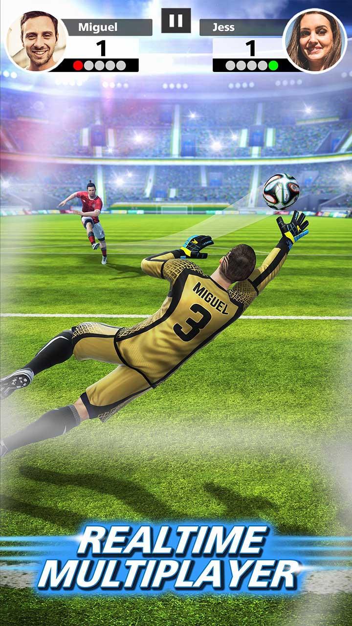 Football Strike screen 0