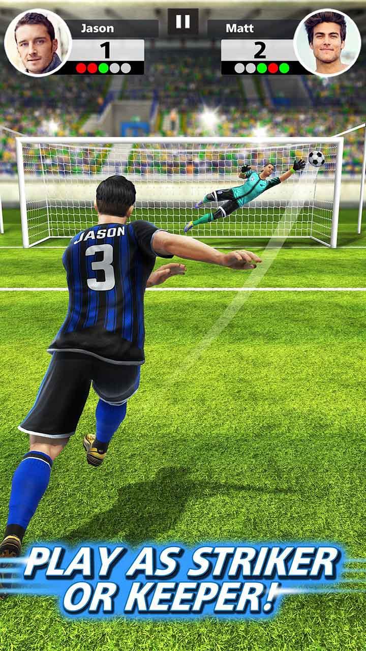 Football Strike screen 1