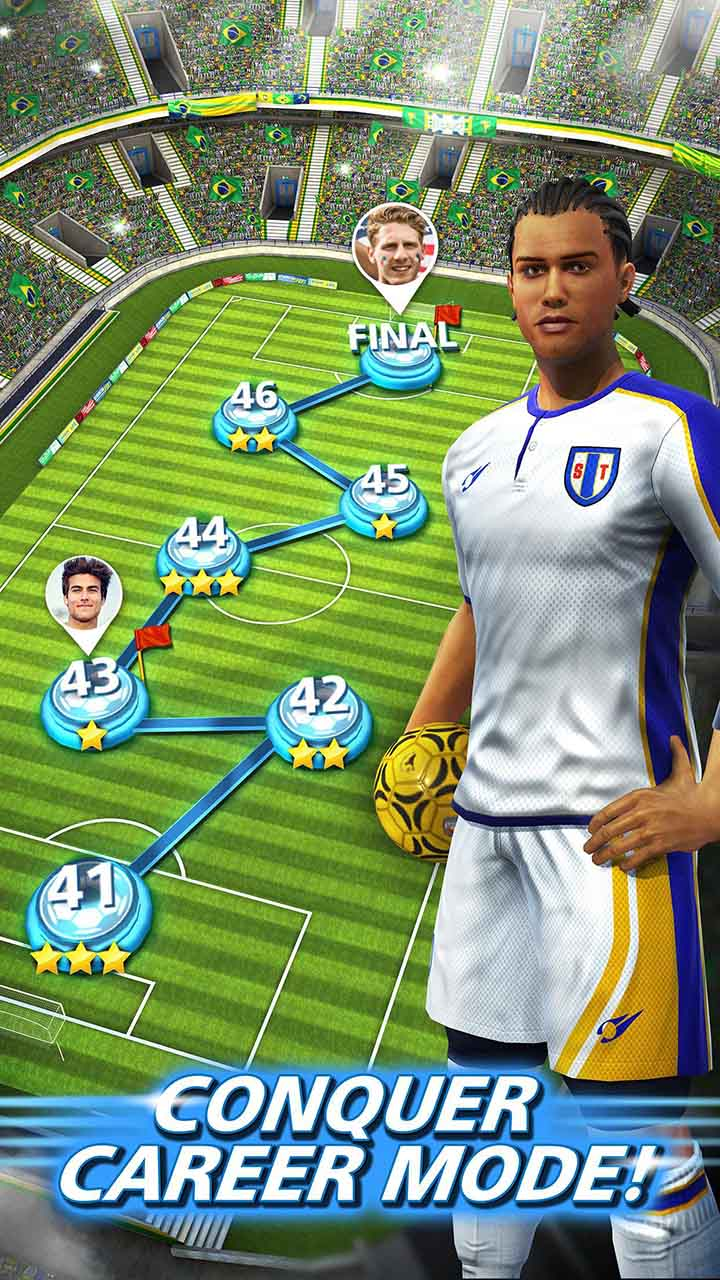 Football Strike screen 4
