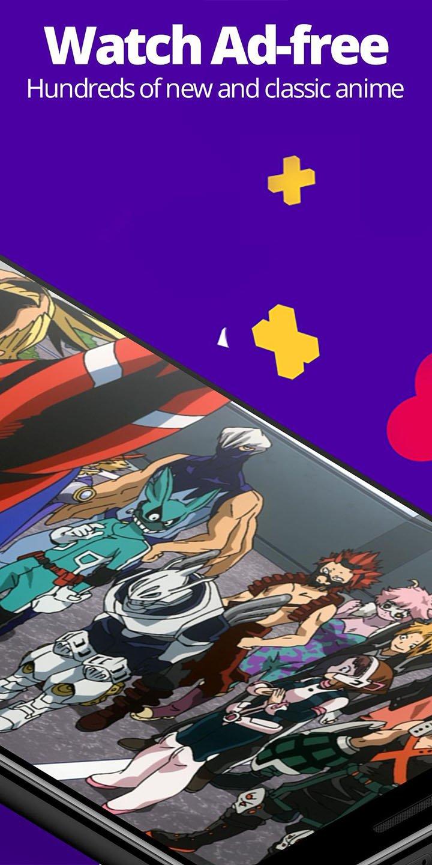 Funimation screen 1