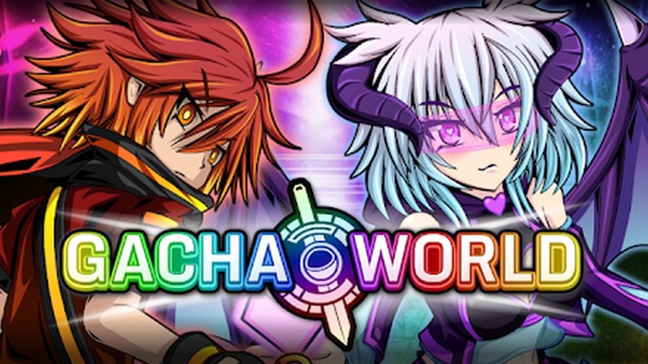 Gacha World poster