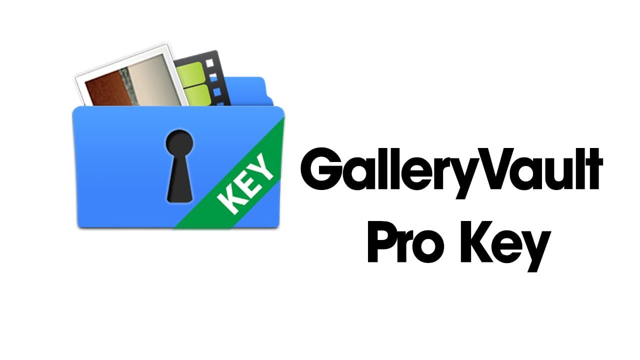 GalleryVault Pro Key poster