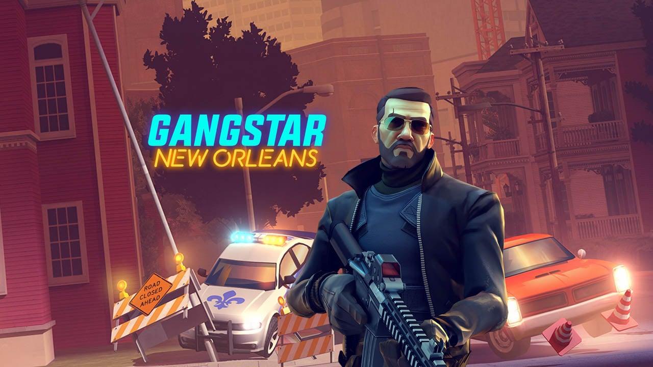 Gangstar New Orleans poster