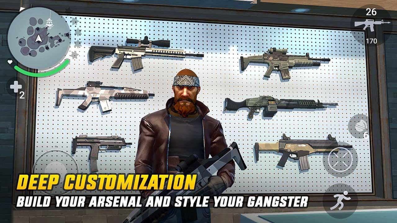 Gangstar New Orleans screen 0