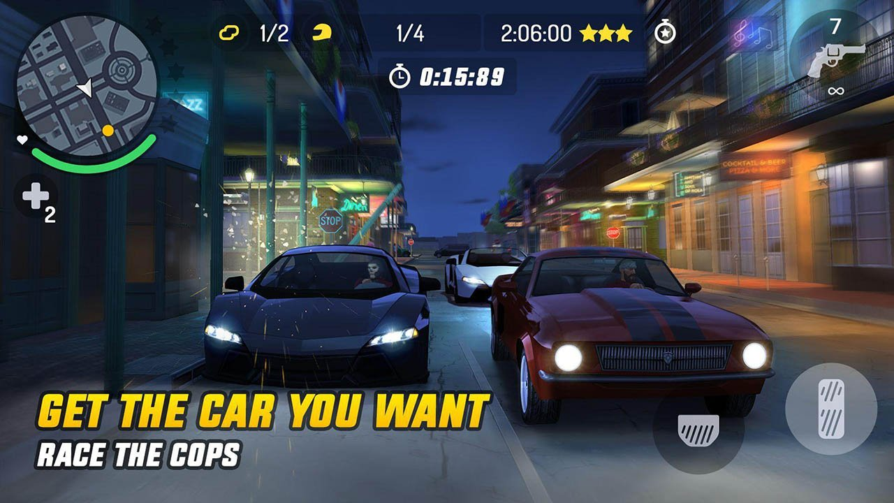 Gangstar New Orleans screen 2