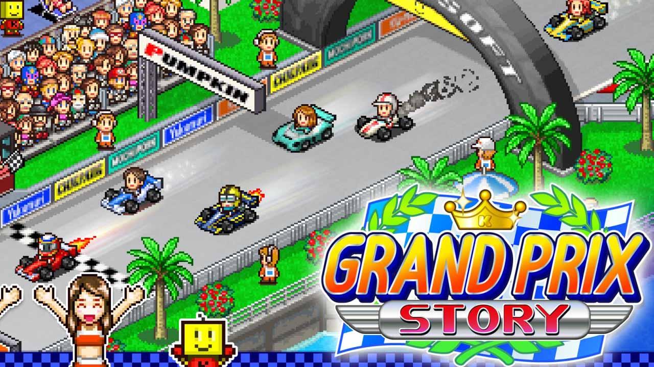 Grand Prix Story 2 poster