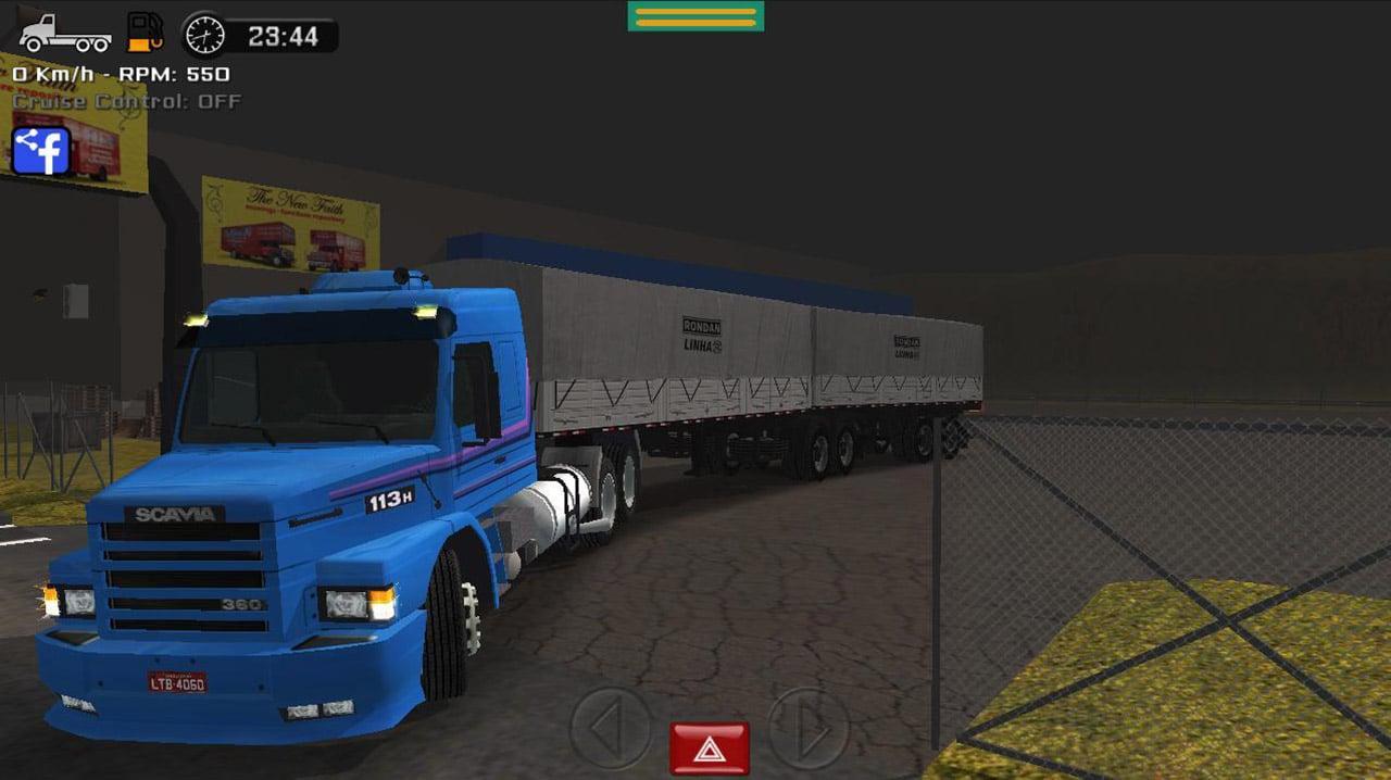 Grand Truck Simulator screen 0