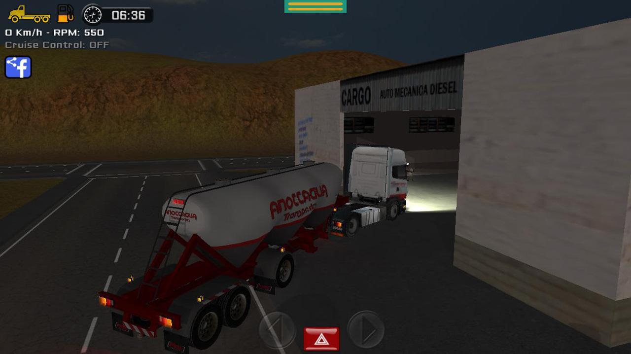 Grand Truck Simulator screen 3