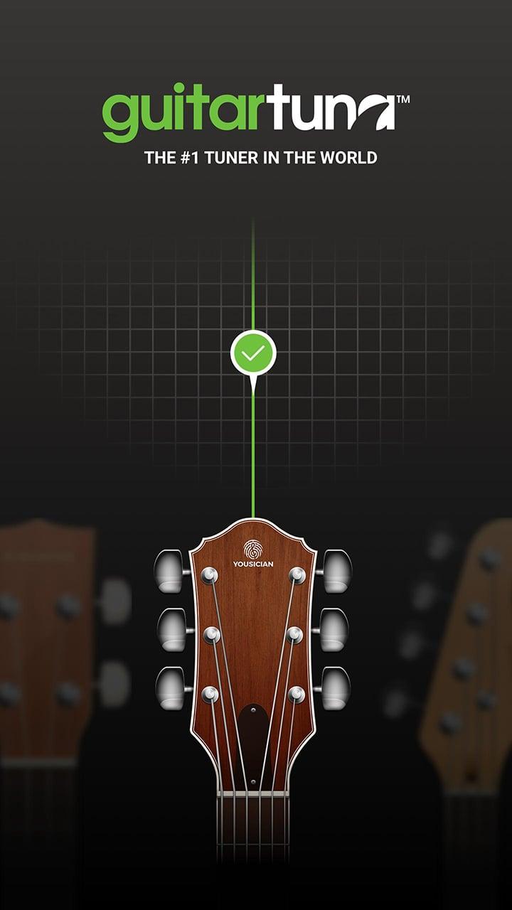 GuitarTuna screen 0