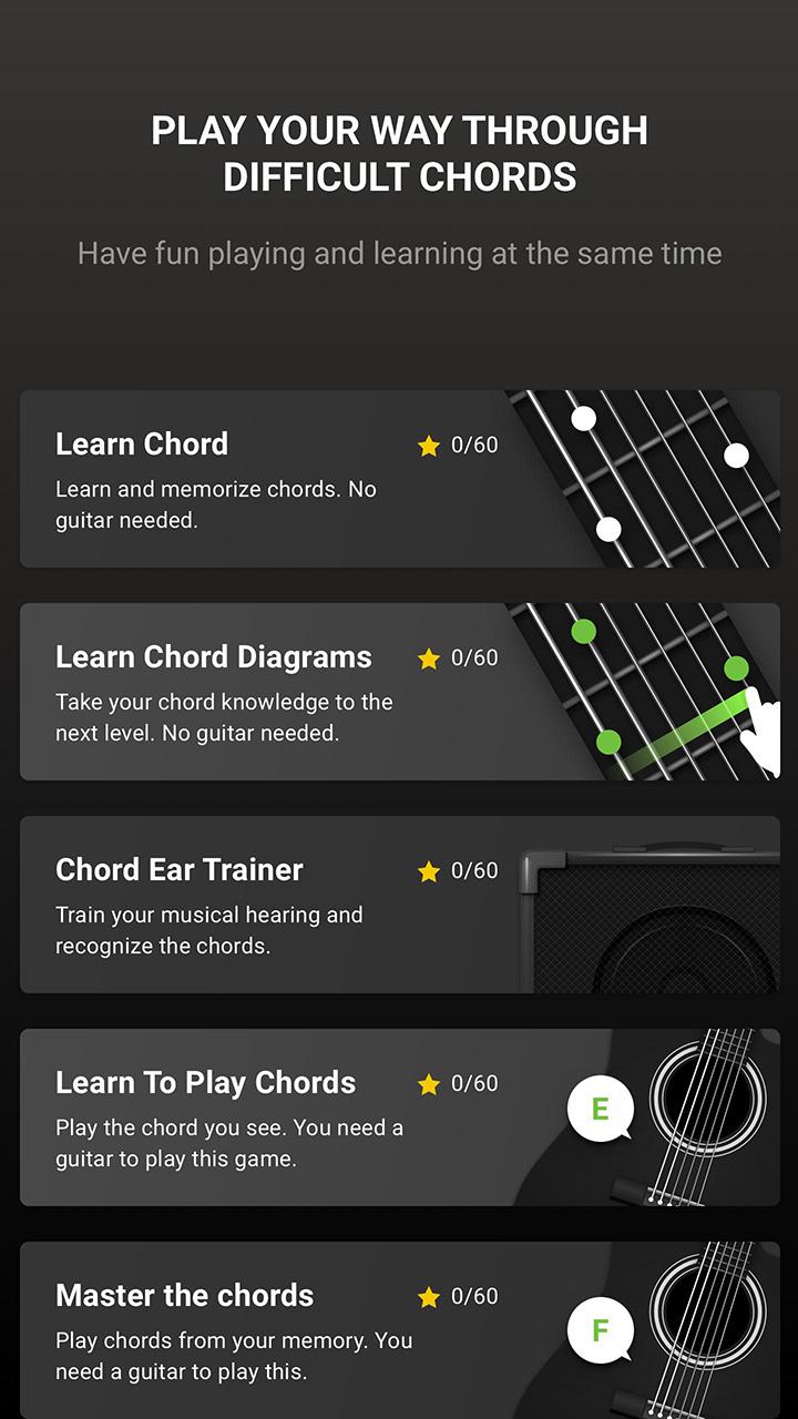 GuitarTuna screen 3