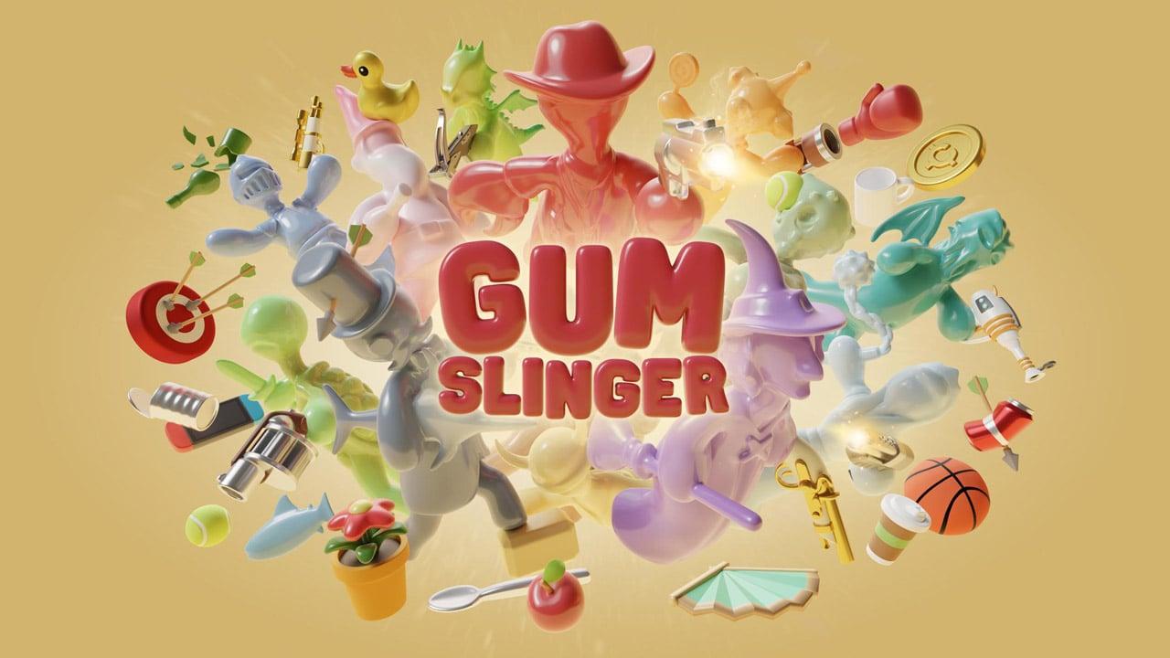 Gumslinger poster