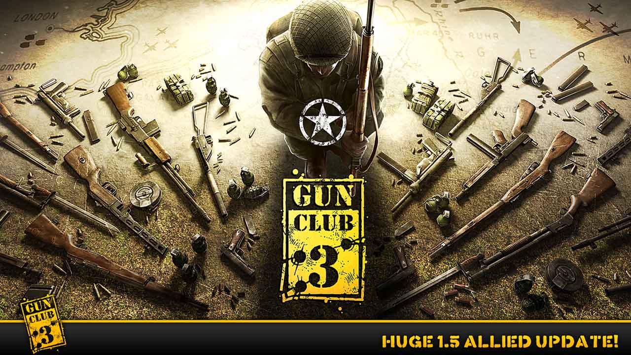 Gun Club 3 poster