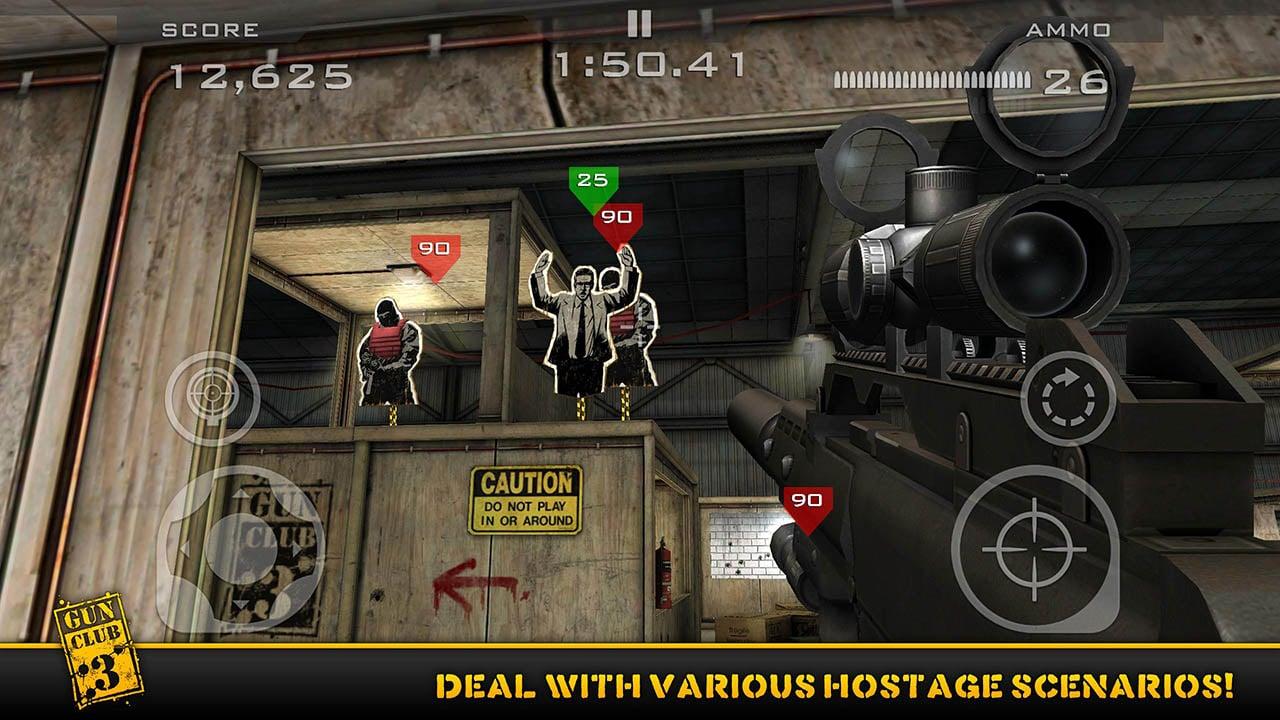 Gun Club 3 screen 2