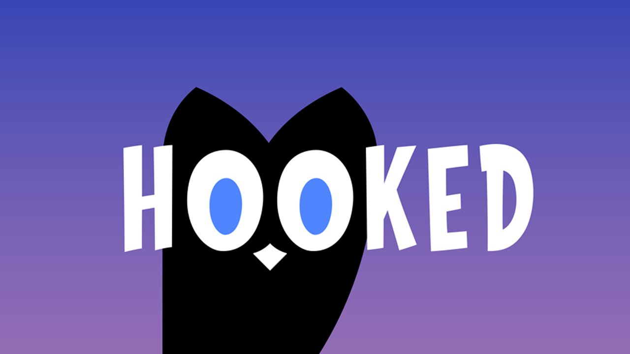 HOOKED poster