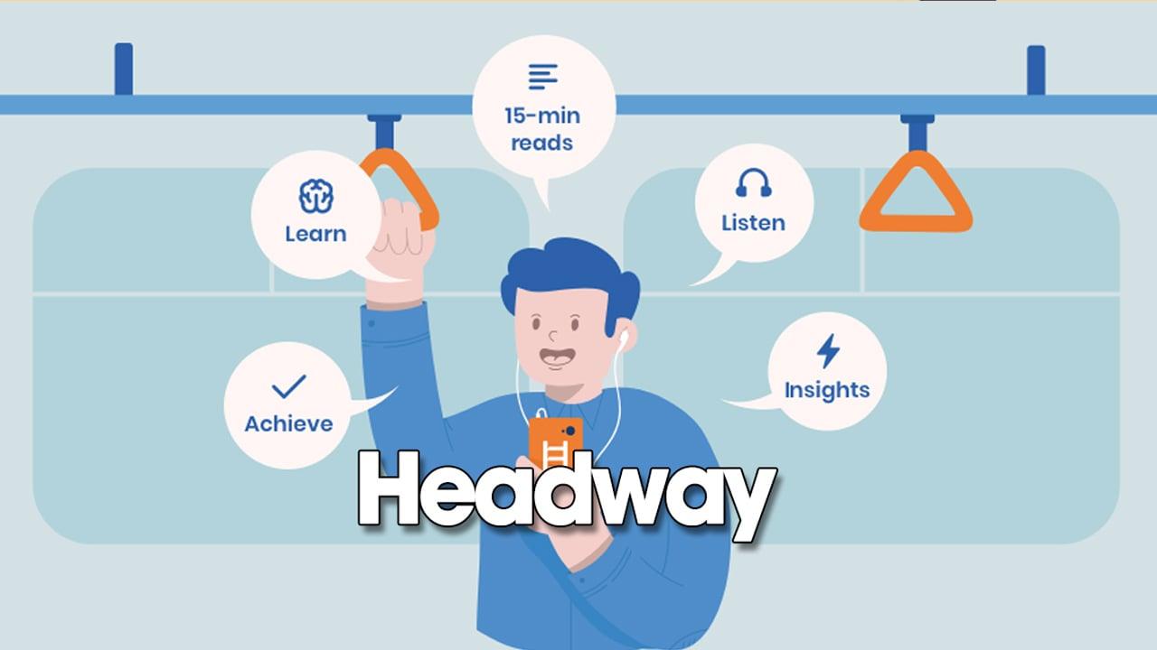 Headway Books Key Ideas poster