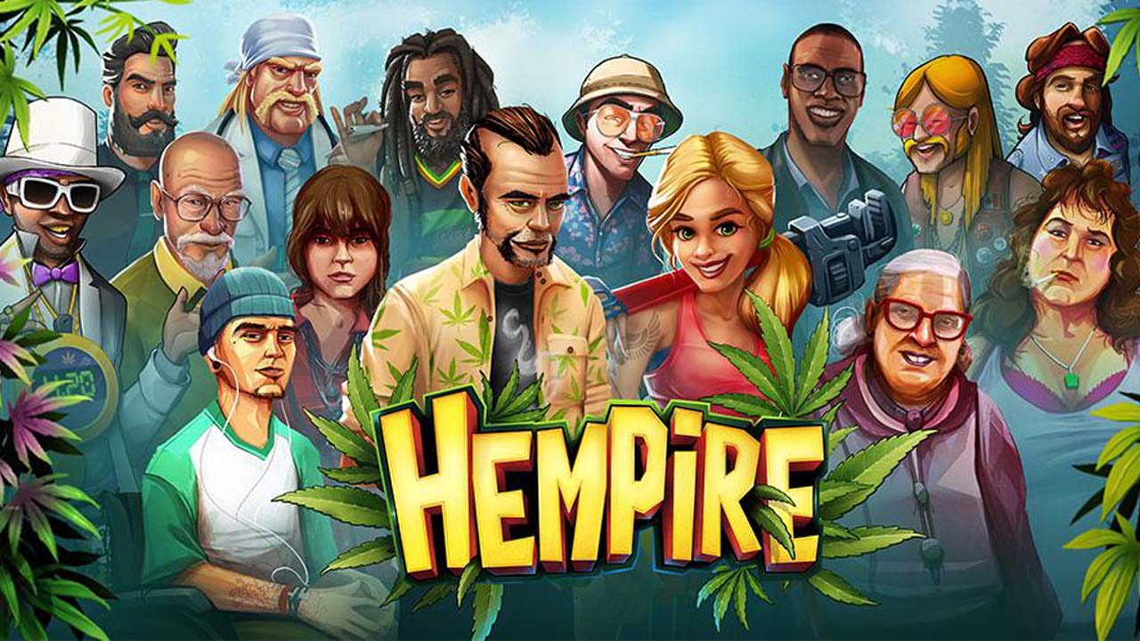 Hempire Plant Growing Game poster