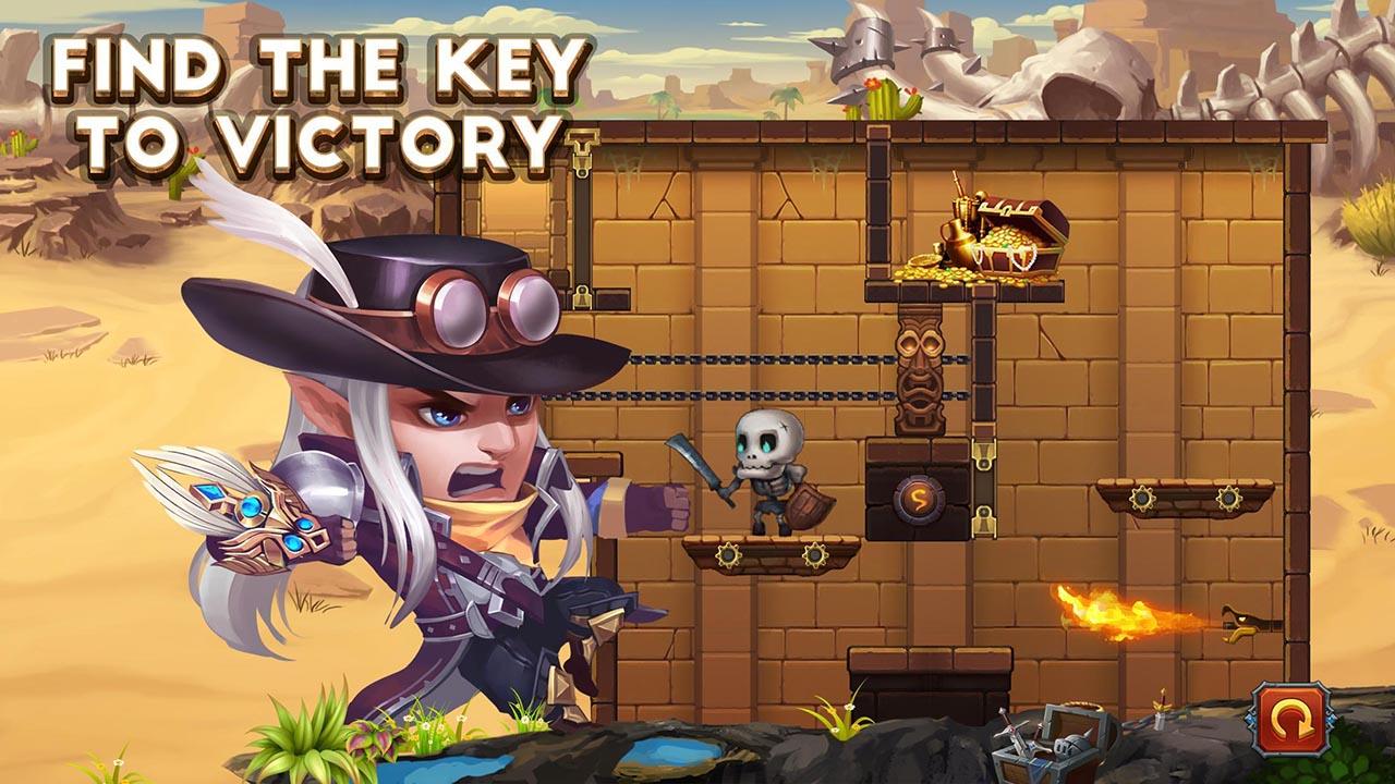 Heroes Charge screen 0