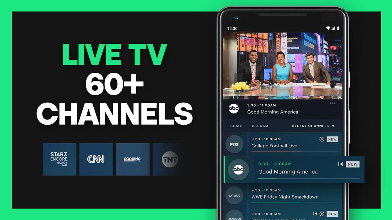 Hulu screen 2