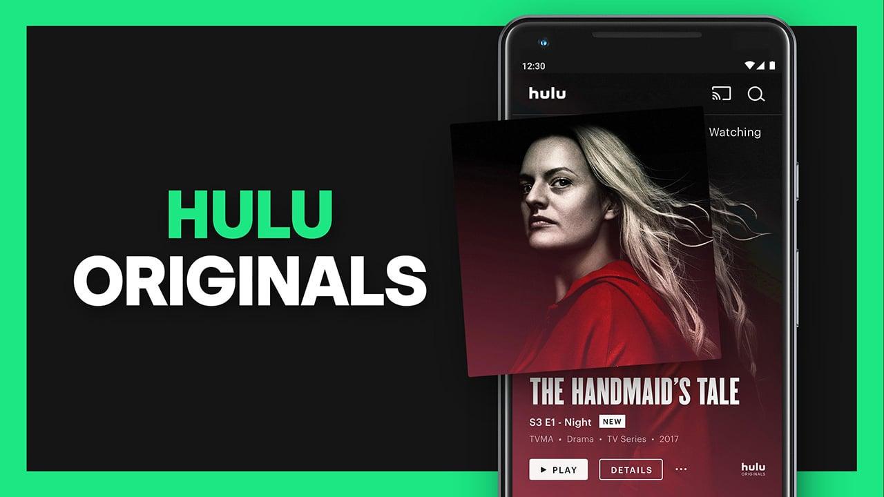 Hulu screen 3