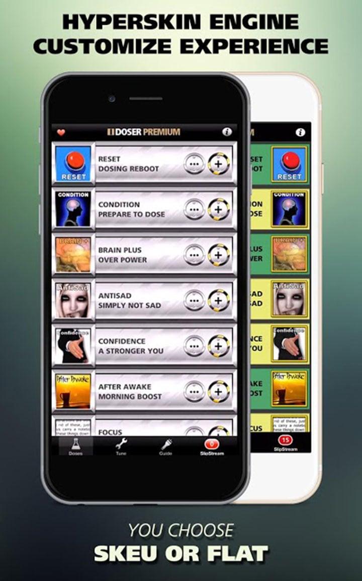 I Doser Premium screen 3