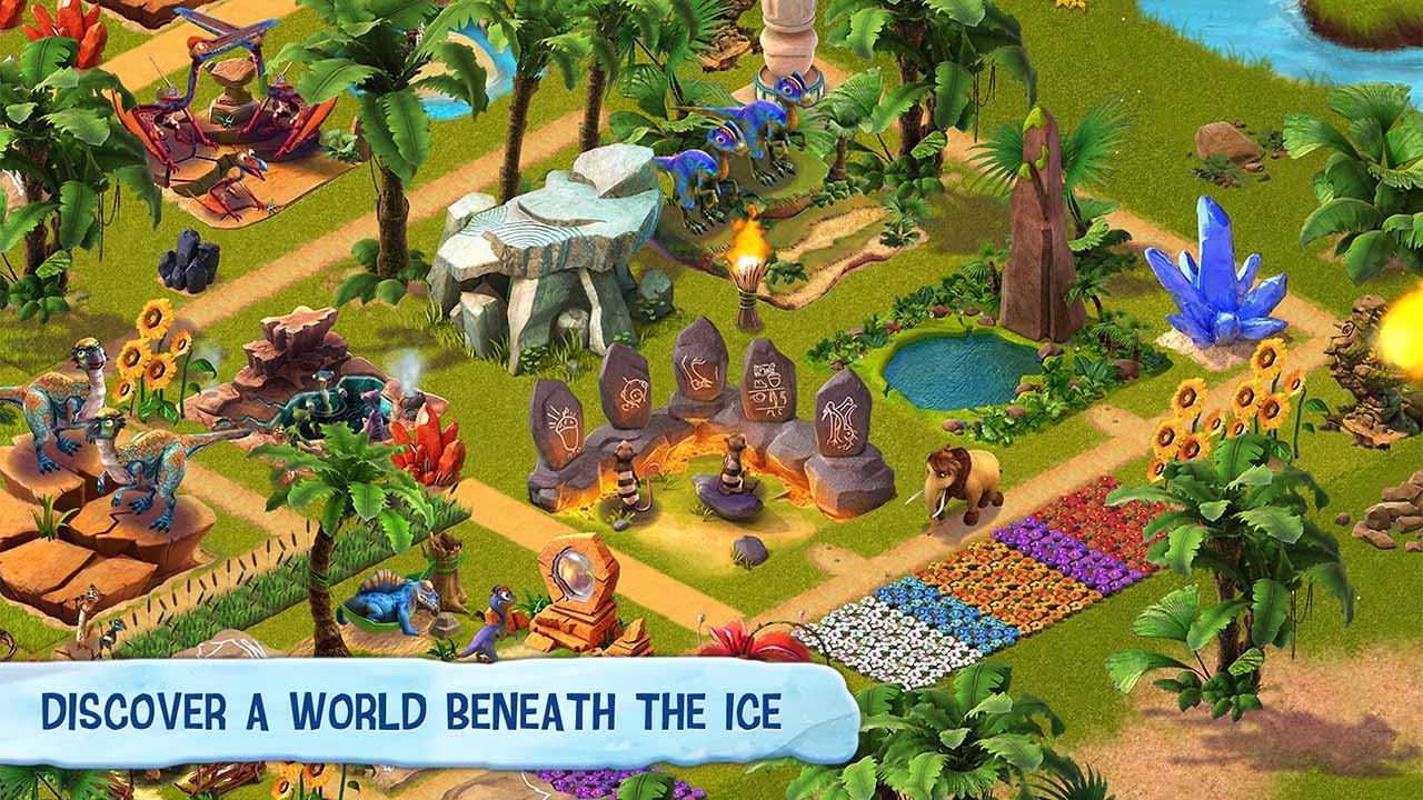 Ice Age Village screen 1