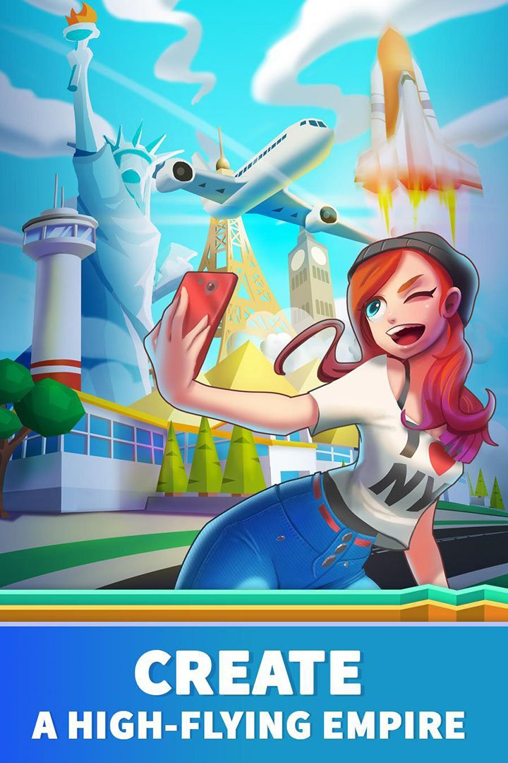Idle Airport Tycoon screen 4
