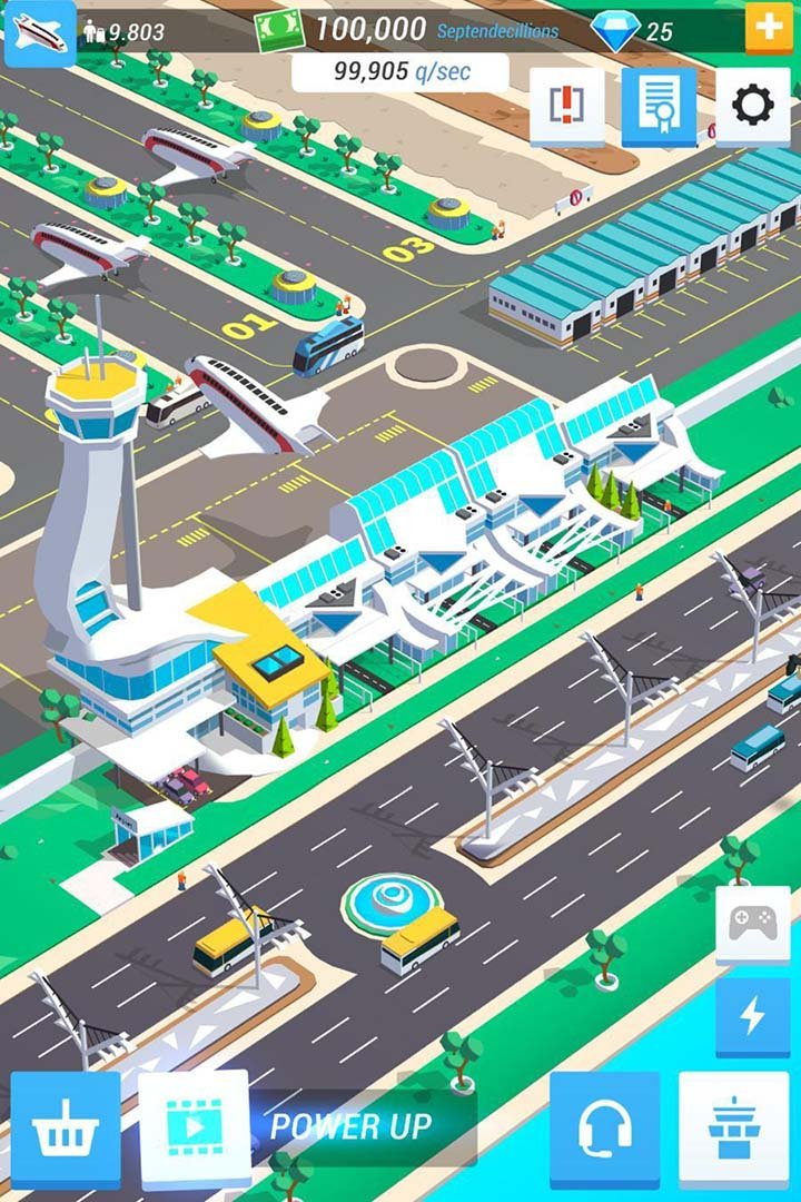 Idle Airport Tycoon screen 5