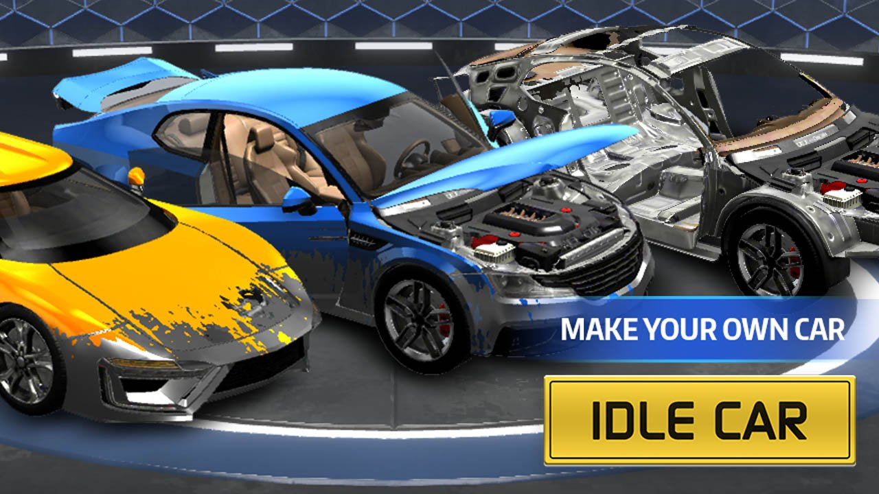 Idle Car poster
