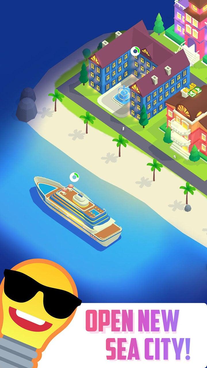 Boşta Işık Şehir ekranı 0