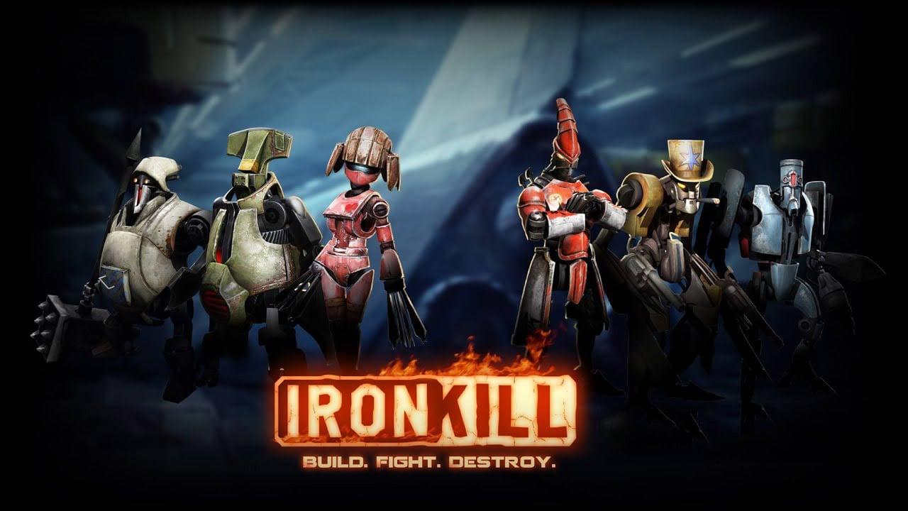 Iron Kill poster