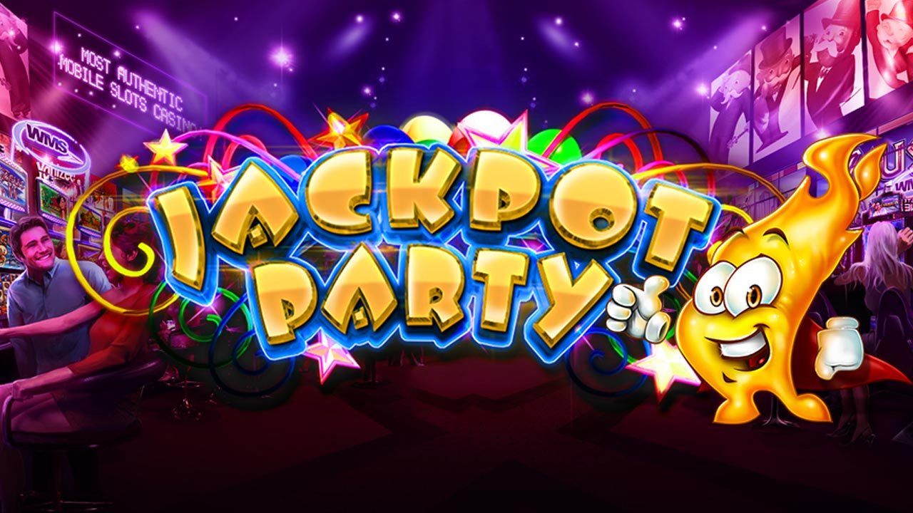 Jackpot Party Casino poster