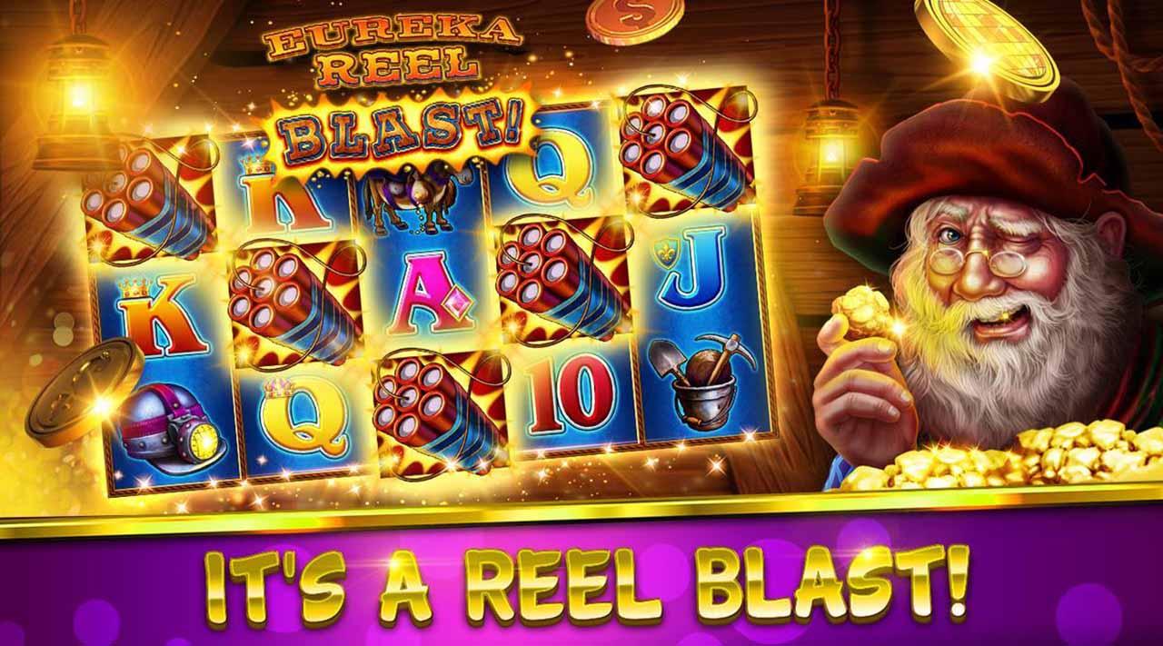 Jackpot Party Casino screen 0