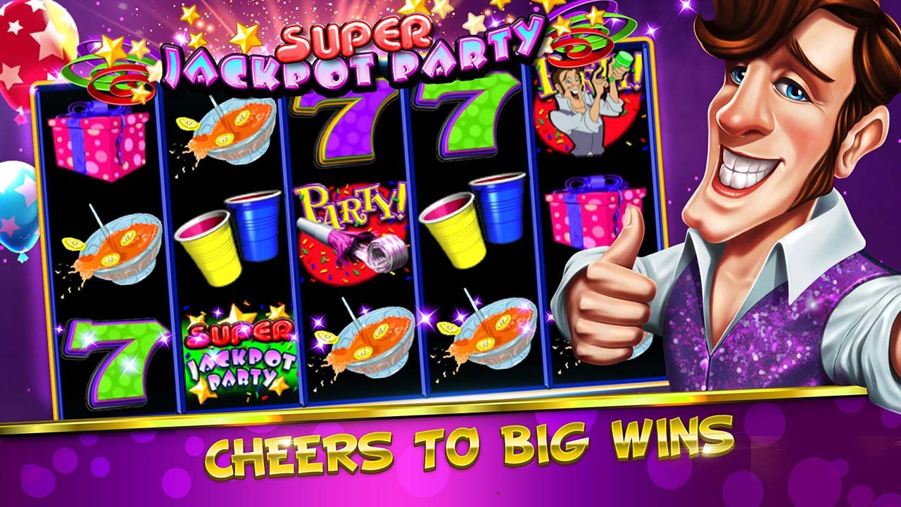Jackpot Party Casino screen 3