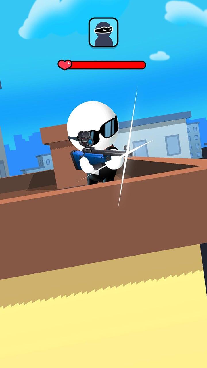 Johnny Trigger Sniper screen 2