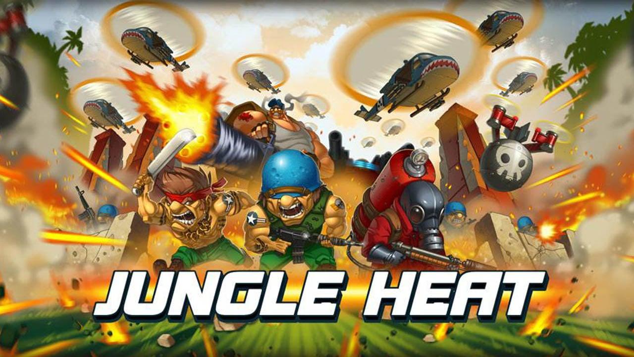 Jungle Heat War of Clans poster