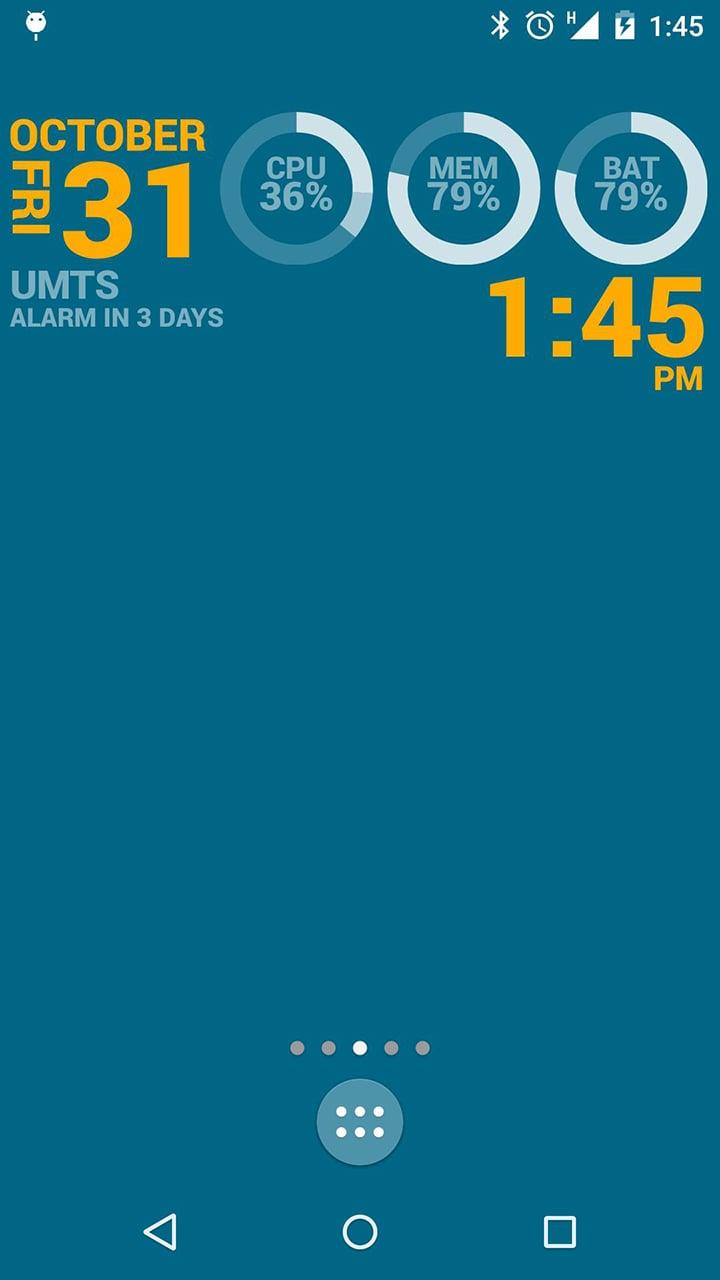 KLWP Live Wallpaper Pro Key screen 4