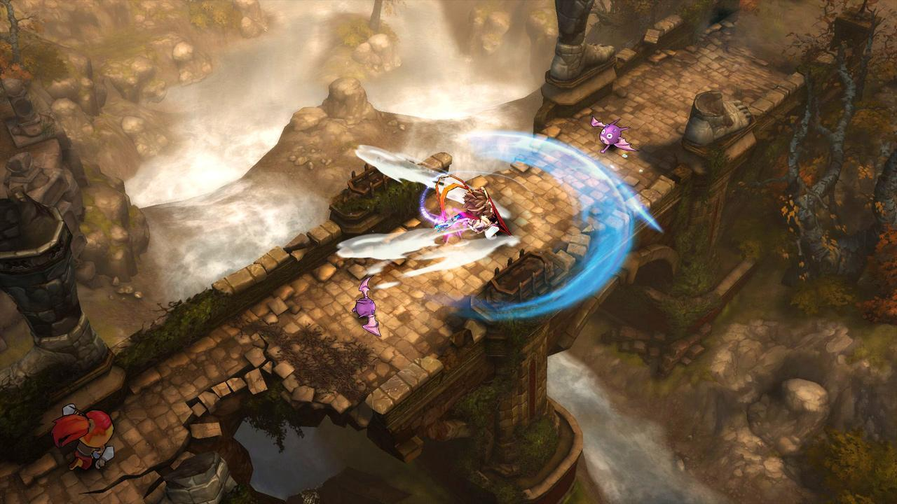King Battle Fighting Hero legend screen 1
